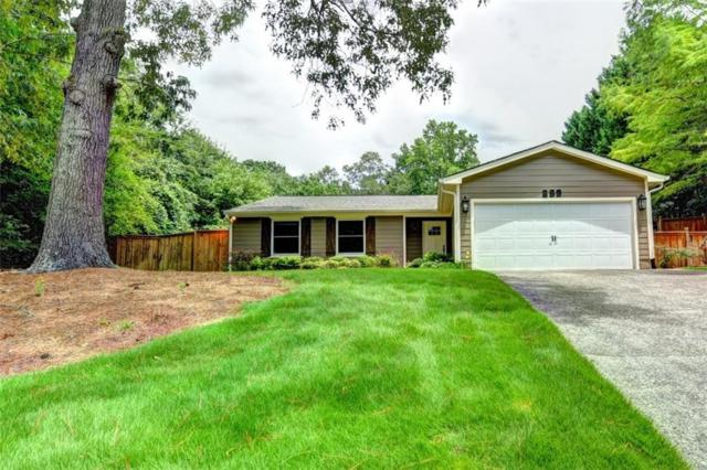 255 Sheringham Drive, Roswell, GA 30076 (MLS #6585564) :: The North Georgia Group