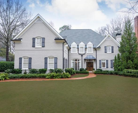 70 Abington Court NW, Atlanta, GA 30327 (MLS #6585618) :: The Zac Team @ RE/MAX Metro Atlanta