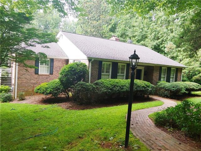 871 Longview Drive, Canton, GA 30114 (MLS #6585650) :: North Atlanta Home Team