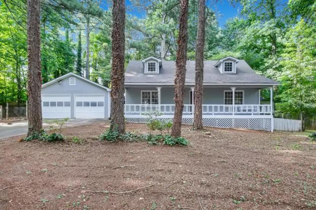 220 Carmichael Road, Woodstock, GA 30189 (MLS #6585672) :: RE/MAX Paramount Properties
