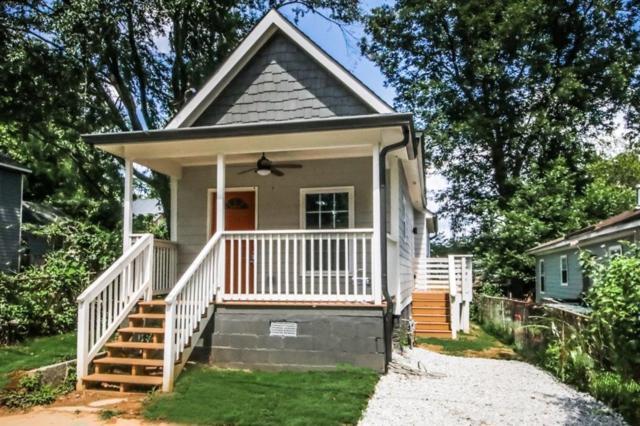 904 Coleman Street SW, Atlanta, GA 30310 (MLS #6585690) :: The Heyl Group at Keller Williams