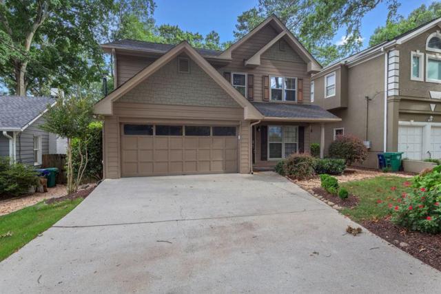 1199 Thornwell Drive NE -, Atlanta, GA 30319 (MLS #6585695) :: RE/MAX Paramount Properties
