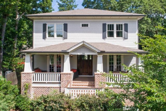 596 Sherwood Road NE, Atlanta, GA 30324 (MLS #6585697) :: Rock River Realty