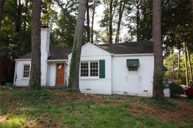 2295 N Decatur Road, Decatur, GA 30030 (MLS #6585699) :: Iconic Living Real Estate Professionals