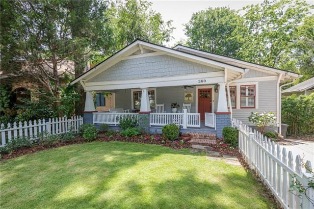 260 E Lake Drive, Decatur, GA 30030 (MLS #6585728) :: North Atlanta Home Team