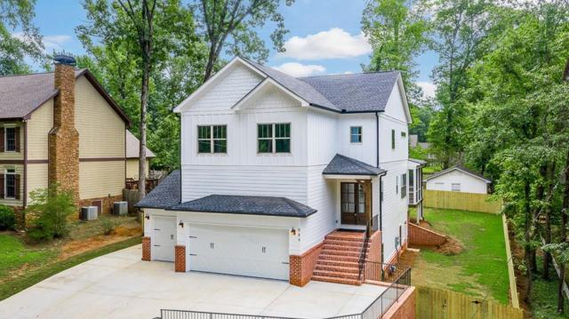 584 Chicasaw Drive, Marietta, GA 30060 (MLS #6585750) :: North Atlanta Home Team