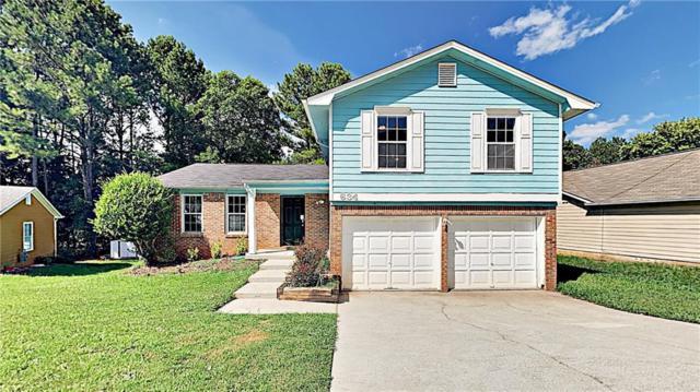 634 Ridge Way, Lithonia, GA 30058 (MLS #6585783) :: The Hinsons - Mike Hinson & Harriet Hinson