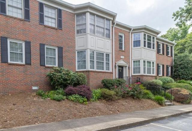 2349 Henderson Mill Road NE #2, Atlanta, GA 30345 (MLS #6585837) :: The Hinsons - Mike Hinson & Harriet Hinson