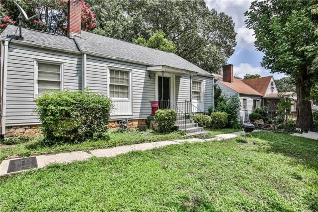 321 Sisson Avenue NE, Atlanta, GA 30317 (MLS #6585852) :: Rock River Realty