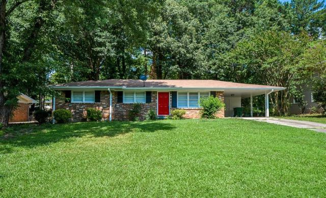 1005 Casa Drive, Clarkston, GA 30021 (MLS #6585861) :: The Zac Team @ RE/MAX Metro Atlanta