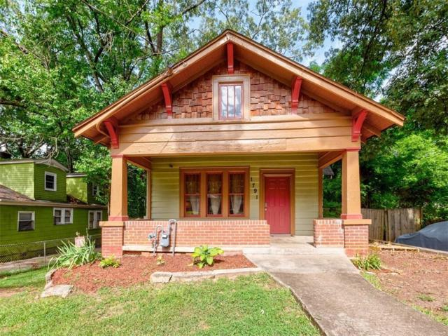 1791 Evans Drive SW, Atlanta, GA 30310 (MLS #6585871) :: The Zac Team @ RE/MAX Metro Atlanta