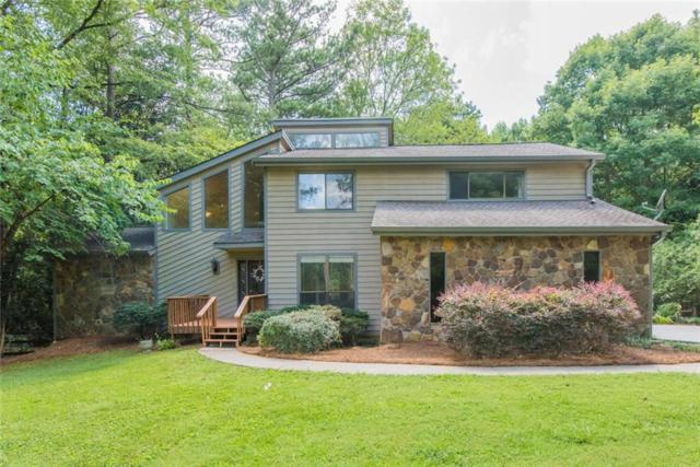290 Spring Creek Road, Roswell, GA 30075 (MLS #6585916) :: Charlie Ballard Real Estate