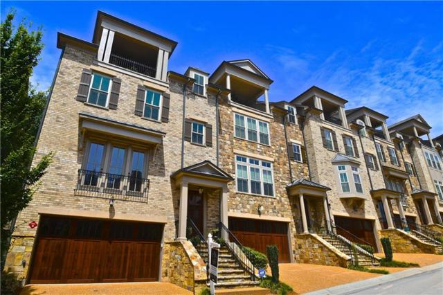 3860 Paces Lookout Drive SE #12, Atlanta, GA 30339 (MLS #6585920) :: Dillard and Company Realty Group