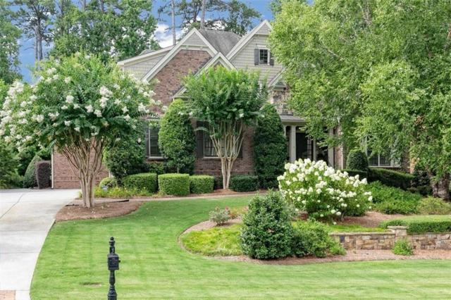 2163 Tayside Crossing NW, Kennesaw, GA 30152 (MLS #6586028) :: The Cowan Connection Team