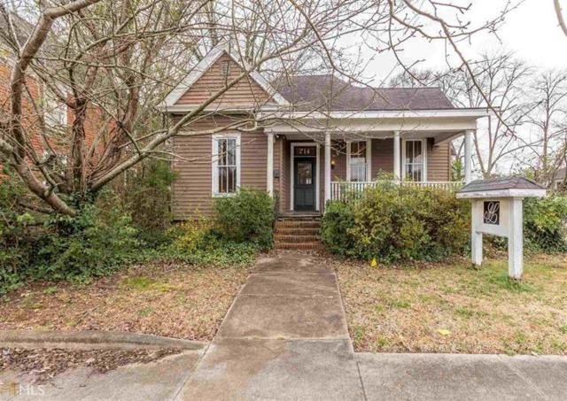714 E 2nd Avenue SW, Rome, GA 30161 (MLS #6586068) :: The Realty Queen Team