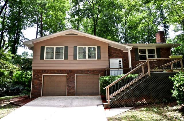30 Honey Dew Drive, Canton, GA 30114 (MLS #6586088) :: The North Georgia Group