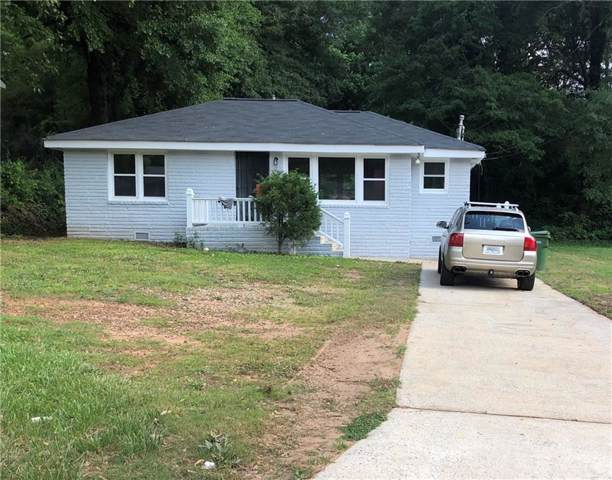 835 Hargis Street SE, Atlanta, GA 30315 (MLS #6586157) :: The Zac Team @ RE/MAX Metro Atlanta