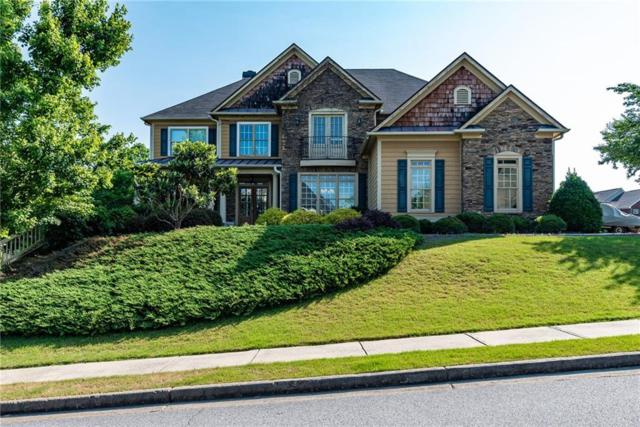 401 Crestline Way, Woodstock, GA 30188 (MLS #6586205) :: North Atlanta Home Team