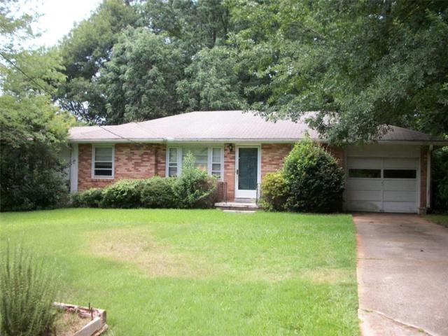 2540 Woodridge Drive NE, Decatur, GA 30033 (MLS #6586211) :: The Zac Team @ RE/MAX Metro Atlanta
