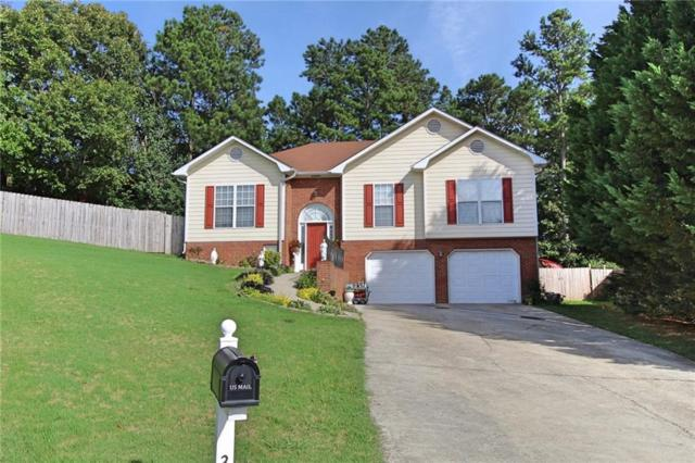 34 Mill Rock Drive NW, Cartersville, GA 30121 (MLS #6586223) :: RE/MAX Paramount Properties