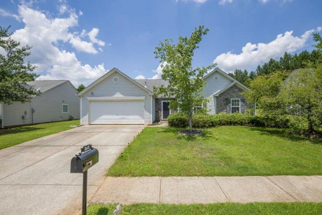 6110 Buck Hollow Drive NW, Acworth, GA 30101 (MLS #6586230) :: Path & Post Real Estate