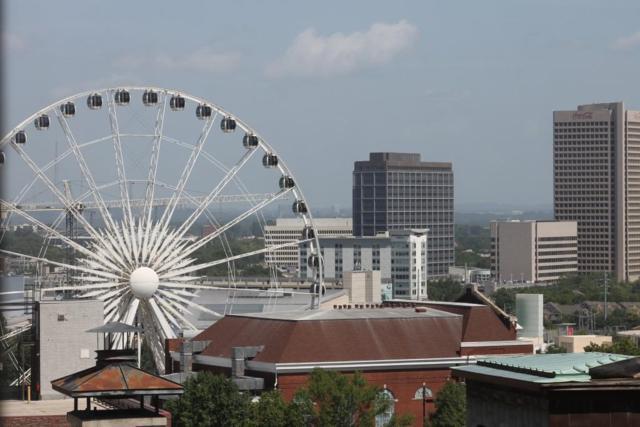 57 Forsyth Street NW 9D, Atlanta, GA 30303 (MLS #6586258) :: The Zac Team @ RE/MAX Metro Atlanta