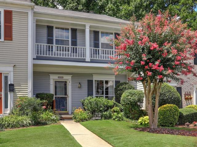3622 Monticello Commons, Peachtree Corners, GA 30092 (MLS #6586337) :: Iconic Living Real Estate Professionals