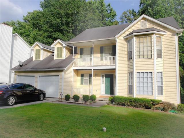 765 Woodstone Road, Lithonia, GA 30058 (MLS #6586348) :: RE/MAX Paramount Properties