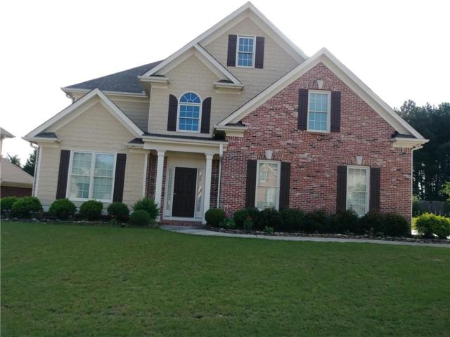 705 Arbor Cove, Loganville, GA 30052 (MLS #6586356) :: Iconic Living Real Estate Professionals