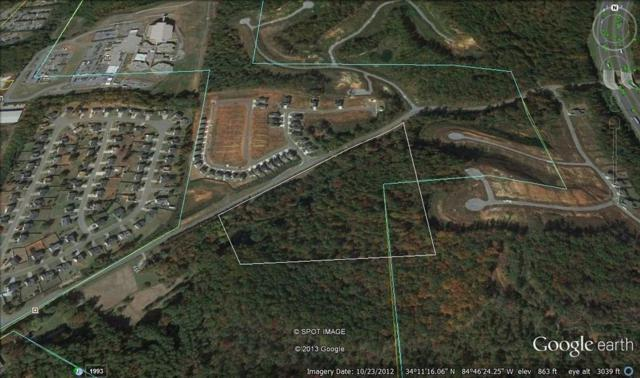 0 Center Road, Cartersville, GA 30121 (MLS #6586380) :: RE/MAX Paramount Properties