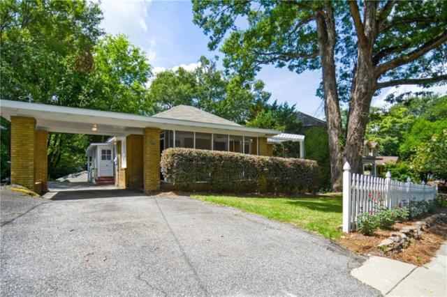 27 Peachtree Hills Avenue NE, Atlanta, GA 30305 (MLS #6586392) :: Rock River Realty