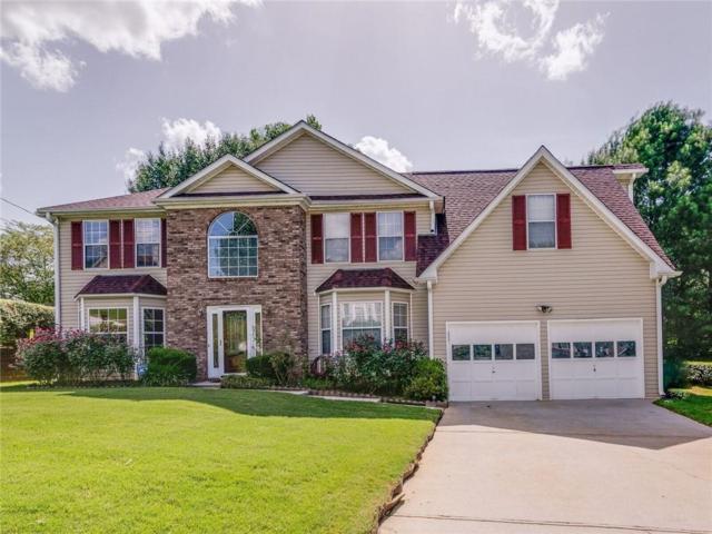 3907 Creek Shoals Court, Ellenwood, GA 30294 (MLS #6586395) :: The Heyl Group at Keller Williams