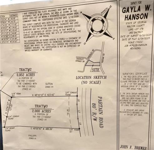 3260 Partain Road, Monroe, GA 30655 (MLS #6586400) :: Path & Post Real Estate