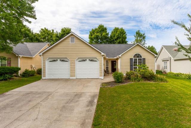 1621 NW Vinebrook Terrace NW, Kennesaw, GA 30144 (MLS #6586403) :: Good Living Real Estate