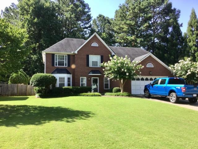 2625 Webster Drive NW, Acworth, GA 30101 (MLS #6586418) :: Path & Post Real Estate