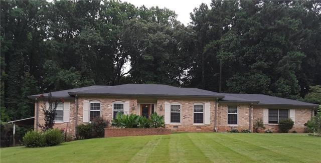 5227 Black Foot Drive, Lithonia, GA 30038 (MLS #6586431) :: RE/MAX Paramount Properties