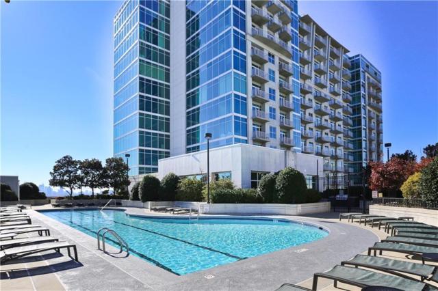 250 Pharr Road NE #1001, Atlanta, GA 30305 (MLS #6586445) :: RE/MAX Paramount Properties