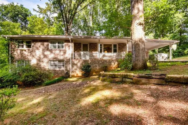 6099 Oak Hill Drive, Austell, GA 30168 (MLS #6586447) :: North Atlanta Home Team