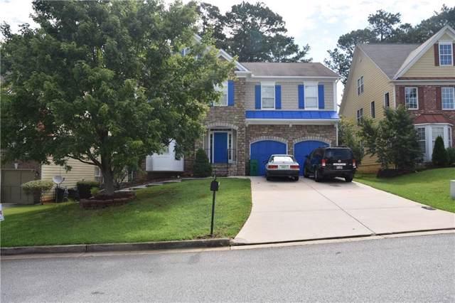 4629 Stone Lane, Stone Mountain, GA 30083 (MLS #6586578) :: RE/MAX Paramount Properties