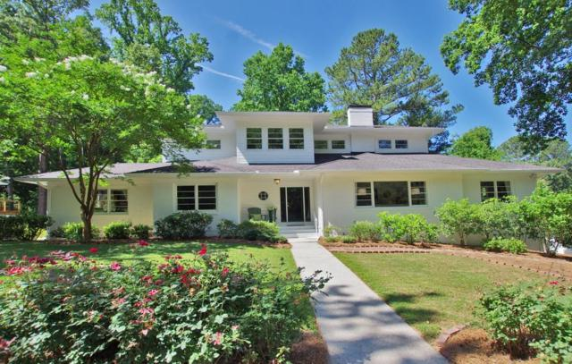 1748 Wildwood Road NE, Atlanta, GA 30306 (MLS #6586602) :: The North Georgia Group