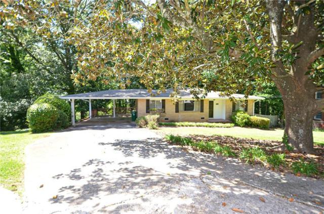 1528 Camelot Circle, Tucker, GA 30084 (MLS #6586616) :: North Atlanta Home Team