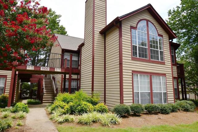 1107 Sandy Lane Drive, Alpharetta, GA 30022 (MLS #6586627) :: RE/MAX Paramount Properties