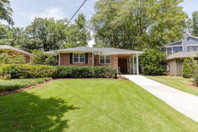 1865 Fairway Circle NE, Brookhaven, GA 30319 (MLS #6586632) :: North Atlanta Home Team
