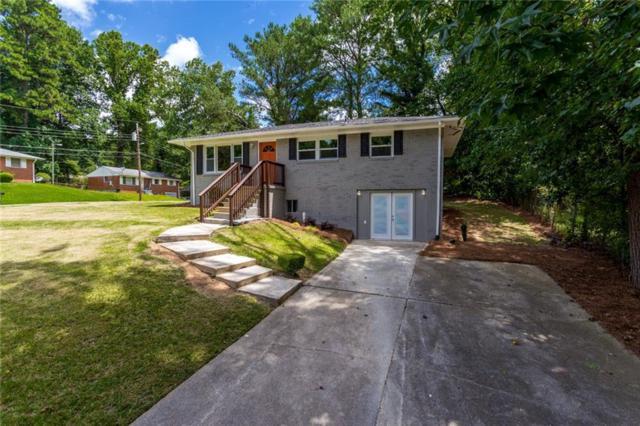 577 Dollar Mill Road SW, Atlanta, GA 30331 (MLS #6586652) :: RE/MAX Paramount Properties