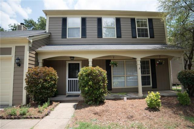 10745 Mortons Crossing, Alpharetta, GA 30022 (MLS #6586730) :: RE/MAX Paramount Properties