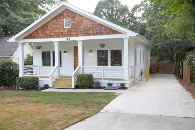 153 Warren Street SE, Atlanta, GA 30317 (MLS #6586758) :: The Zac Team @ RE/MAX Metro Atlanta
