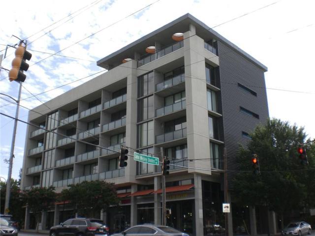 480 John Wesley Dobbs Avenue NE #619, Atlanta, GA 30312 (MLS #6586837) :: The Zac Team @ RE/MAX Metro Atlanta