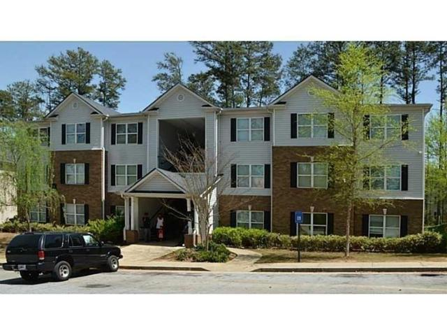 3201 Fairington Village Drive #3201, Lithonia, GA 30038 (MLS #6586905) :: The Heyl Group at Keller Williams