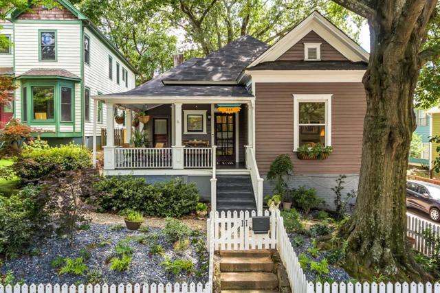 245 Georgia Avenue SE, Atlanta, GA 30312 (MLS #6586921) :: RE/MAX Paramount Properties