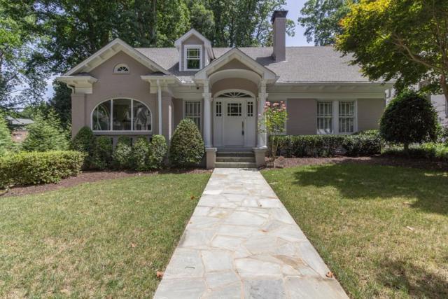 1381 N Morningside Drive, Atlanta, GA 30306 (MLS #6586926) :: KELLY+CO